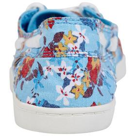Sanük Pair O Sail Prints Shoes Women Aqua Waikiki Floral